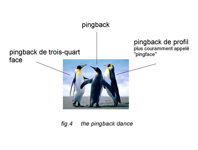 pingback dance
