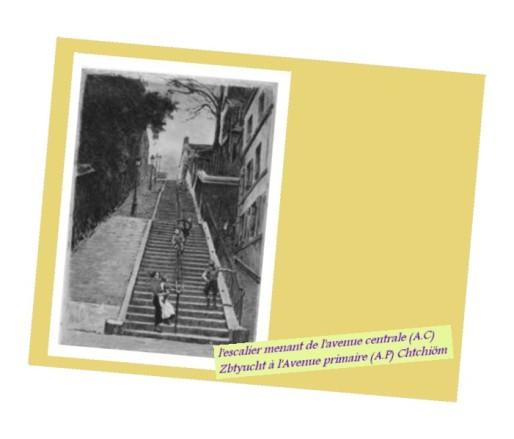 escalier scromb fin