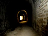 tunnel eclairé